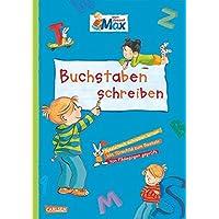 Max Blaue Reihe: Mein Freund Max - Buchstaben schreiben