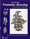 American Costume Jewelry: Art & Industry, 1935-1950, A-M