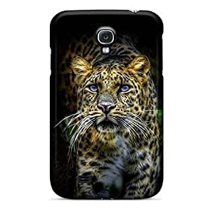 Cute PC Jamesmeggest Leopard For Case HTC One M8 Cover
