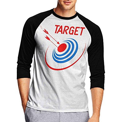 3/4 sleeve black dress target - 5