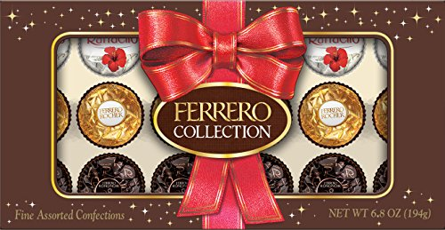 Ferrero Collection Holiday Candy, 6.8 Ounce (Pack of 6)