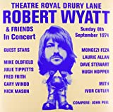 Theatre Royal Drury Lane 8th September 1974