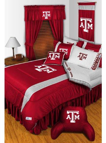 NCAA Texas A&M Aggies - 5pc BED IN A BAG - Queen Bedding Set