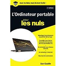 L'Ordinateur portable pour les Nuls poche, 4e édition (POCHE NULS) (French Edition)