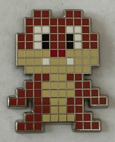 Disney Pin 121134 Digital Disney Mystery Collection - Dale Pin of Chip N Dale (old 8-bit video game design)