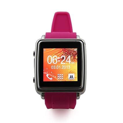 E-THINKER Pantalla táctil Smartwatch inteligente Reloj Bluetooth ...