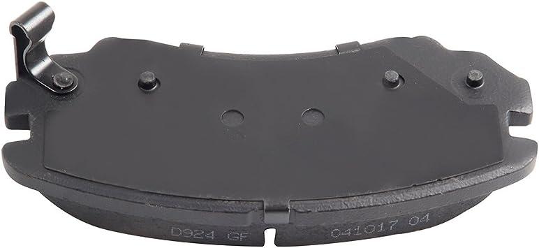 For Elantra Sonata Tiburon Tucson Optima Soul Front Ceramic Disc Brake Pad NEW