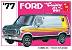 AMT 1108 1977 Ford Cruising Van Unassembled Model Kit from Round 2