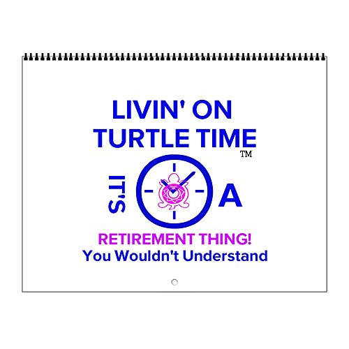 CafePress - It's A Retirement Thing! - 2017 Wall Calendar, Q