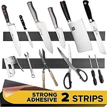 Amazon.com: Soporte magnético para cuchillos (10 inch ...