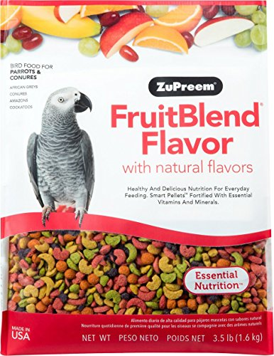 zupreem fruit blend large - 4