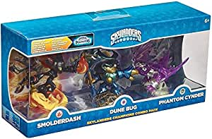 Skylanders Imaginators - Classic Champion Triple Pack - Smolderdash, Dune Bug and Cynder (Xbox One/PS4/PS3/Xbox 360/Nintendo Wii U)