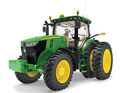 TOMY International ERTL John Deere 7290R Tractor, Prestige Collection(1:16 Scale) -  Asstd National Brand, 65623050018