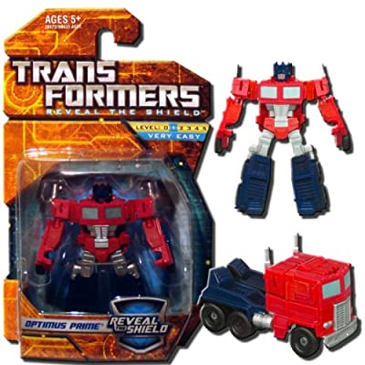 Transformers Legends OPTIMUS PRIME Action Figure