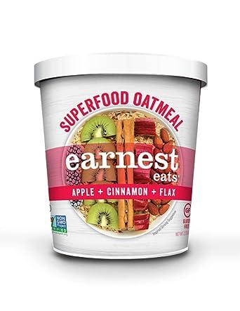 Earnest Eats Superfood Avena sin gluten, Quinoa, Avena y ...