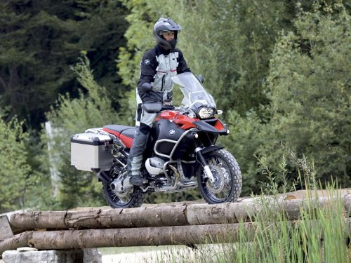 D4694 BMW R1200 GS Offroad Bike Motorcycle 32x24 Print POSTER