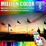 Addmotor Orcas Ⅳ 5 Feet Led Flag Whip Light Quick Release...