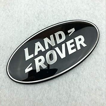 Car Decals Land Rover Range Rover Aurora Remolque de Coche est/ándar encontr/ó a Dios en la l/ínea de Red est/ándar sufijo Land Rover Insignia Marca reinstala Color : 2