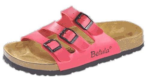 Betula BfRedGröße Fußbett Mit Schmalem Sandalen 37 Woogie Damen vm80Nnw