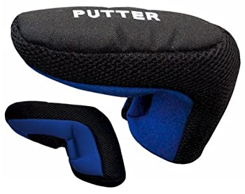 Putter Headcover (Blue) For Anser & Blade Putters 0