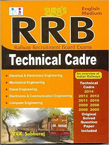 Pdf books rrb technical