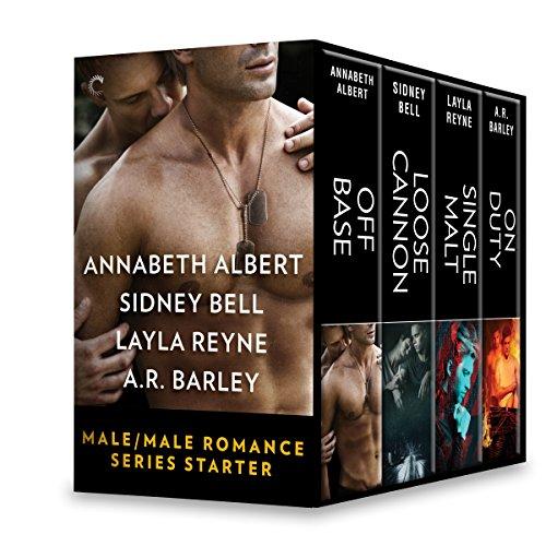 Male/Male Romance Series Starter: Off Base\Loose Cannon\Single Malt\On Duty - Off Cannon