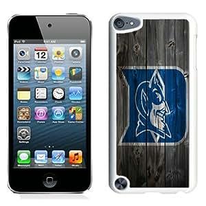 NCAA Atlantic Coast Conference ACC Footballl Duke Blue Devils 8 (2) Individual Popular Design Customized iPod Touch 5 Phone Case