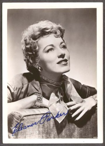 Which is the best eleanor parker actress?
