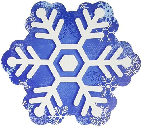 Creative Teaching Press Snowflakes Cut Outs, 3