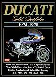 Ducati, 1974-1978, R. M. Clarke, 1855203510