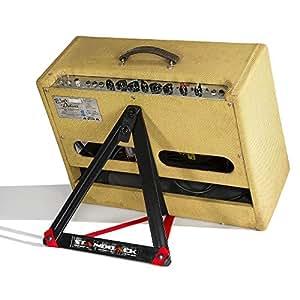 standback amp stand light compact and adjustable musical instruments. Black Bedroom Furniture Sets. Home Design Ideas