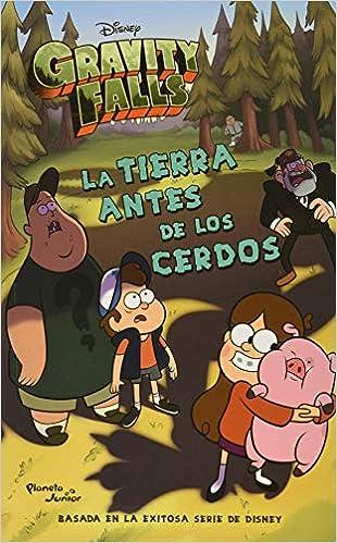 Gravity Falls La Tierra Antes De Los Cerdos Disney Amazoncommx