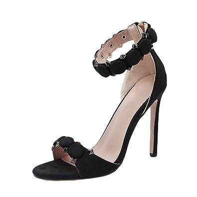 5857ef455048d8 Elevin(TM) Sandals for Women with Heels