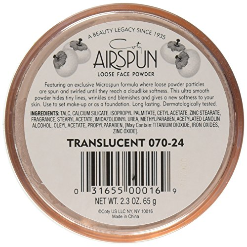 Coty-Airspun-Loose-Face-Powder-23-oz-Translucent-Tone-Loose-Face-Powder-for-Setting-Makeup-or-as-Foundation-Lightweight-Long-Lasting