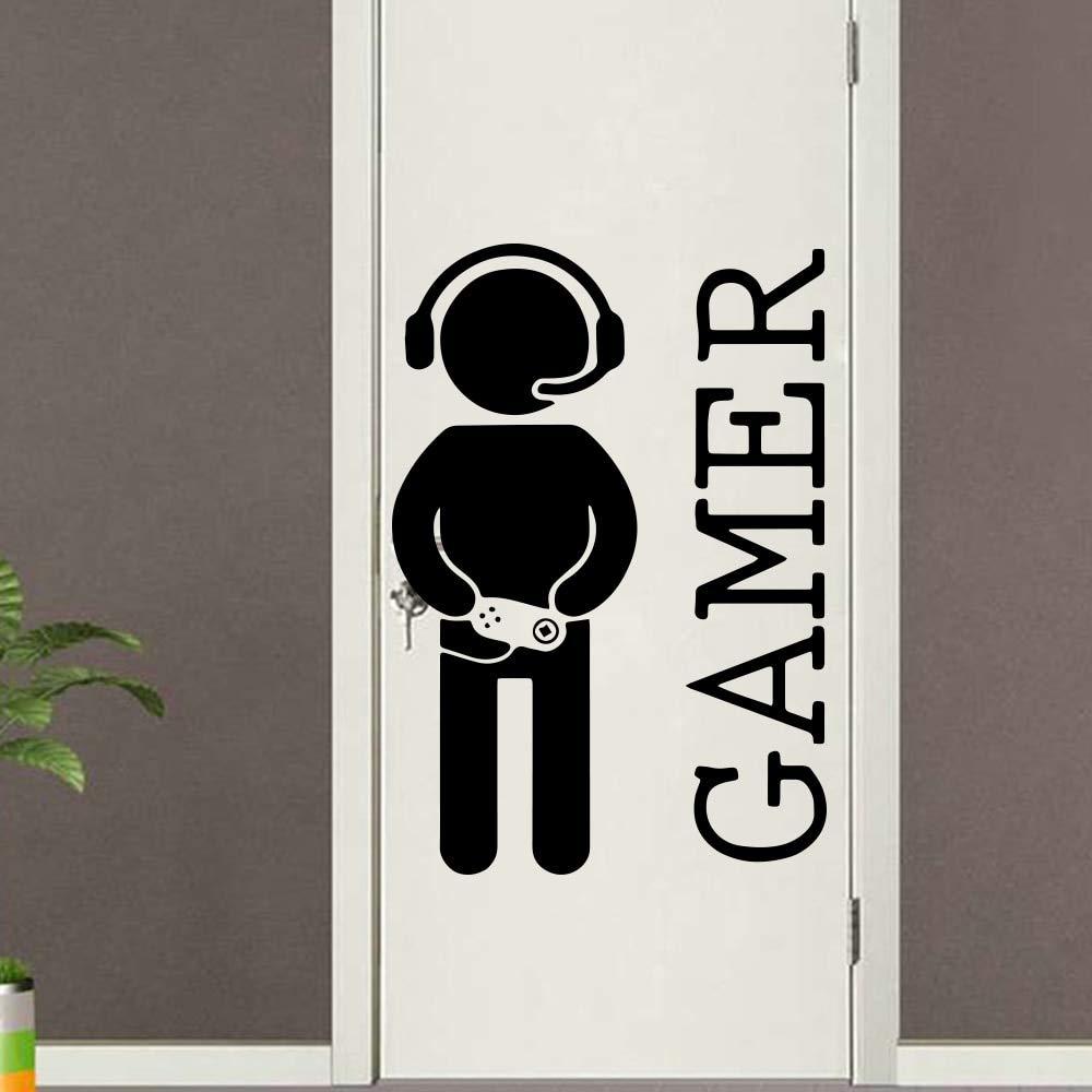 Diy Gamer Vinilo autoadhesivo Wallpaper Kids Room Nature ...