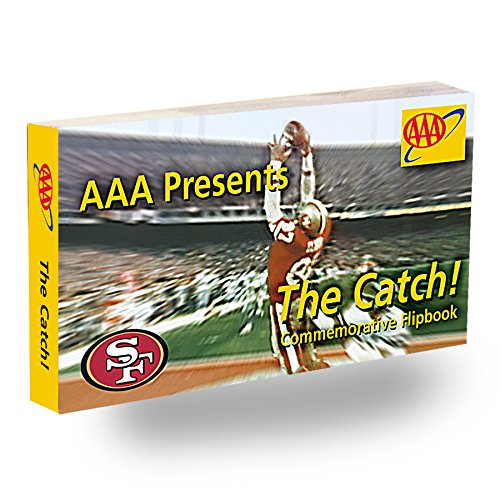 Special Edition Joe Montana Flipbook
