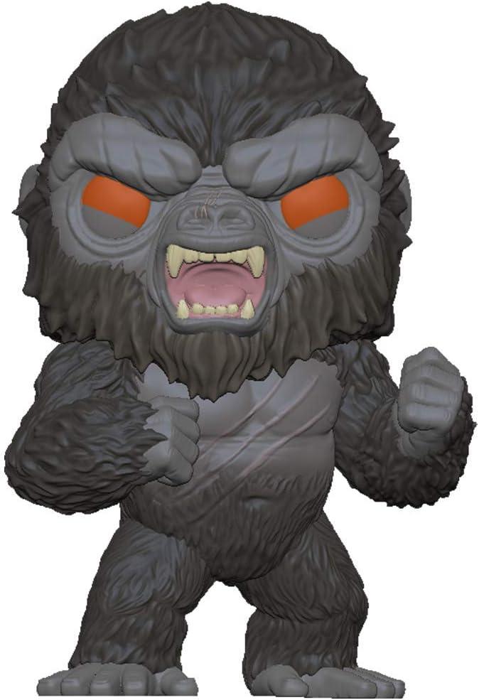 Angry Kong Godzilla Vs Kong Funko Pop Movies