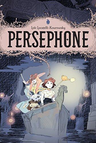 Persephone by [Locatelli-Kournwsky, Loïc]