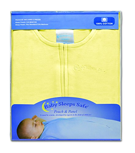 Baby Sleeps Safe - Pouch & Panel (Yello)