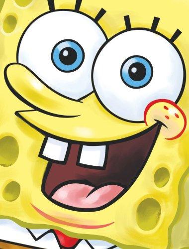 SpongeBob Classic 8 Invitations and 8 Thank You Postcards -
