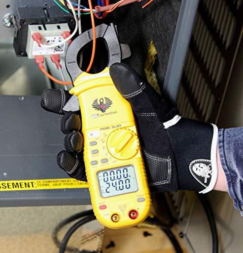 UEi Test Instruments DL369 Digital Clamp-On Meter
