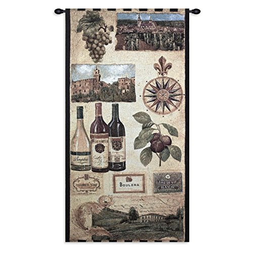 Fine Art Tapestries Wine wall art - wine wall hangings