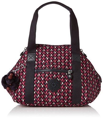 sacs rose Chevron Kipling Art multicolores femme Mini pour ExHq6