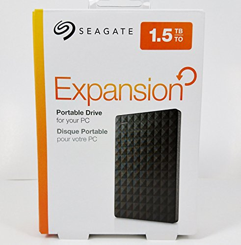 Seagate STEA1500400 1.5 TB External Hard Drive
