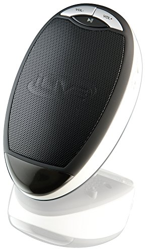 iLive Portable Wireless Bluetooth Speaker and Charger with N