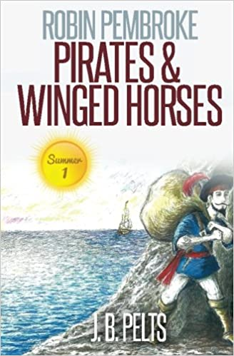 9d345d6d544c Amazon.com  Robin Pembroke  Pirates   Winged Horses (Volume 1 ...