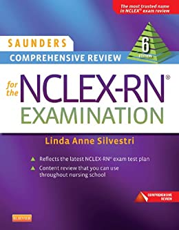Saunders Comprehensive Review NCLEX RN%C2%AE Examination ebook product image