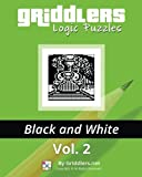 Griddlers Logic Puzzles: Black and white (Volume 2)