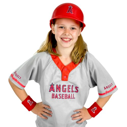 Los Angeles Angels Uniforms (Franklin Sports MLB Los Angeles Angels Youth Team Uniform)