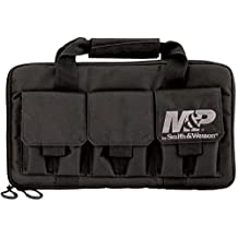Smith & Wesson Accessories M and P Pro Tac Double Handgun Case